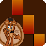 FNaF Piano Game Tiles icon
