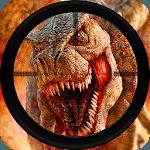 Jungle Dinosaur Shooting Games-Free Simulator 2018 icon