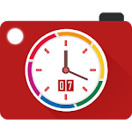 Auto Stamper: Timestamp Camera App for Photos 2019 APK icon