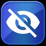 Hide Apps icon