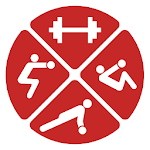 Dumbbell Home Workout APK icon