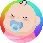 SleepMatic - Baby Sound Machine , White Noise icon