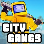 City Gangs: San Andreas for pc icon