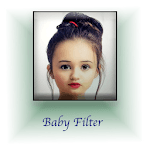 Baby Filter : Baby Photo icon