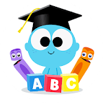 My First University: Baby Games, Alphabet & Shapes icon