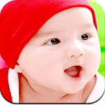 Cute Baby Wallpaper icon