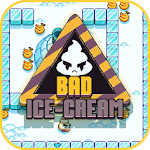 Bad Ice Cream Mobile: Ice-cream in bad icy war icon