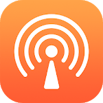 Free Podcast Download Player - Audio Books & Music icon