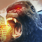 Angry Gorilla Rampage : Mad King Kong City Smasher icon
