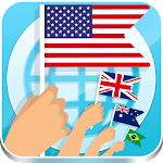 Flags and Capitals Quiz icon