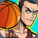 Burning Basketball icon
