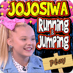 Jojo Siwa Game : Running and Jumping icon
