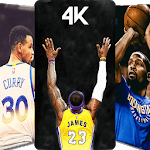 🏀 4K NBA Wallpapers - Basketball Wallpaper HD 4K icon