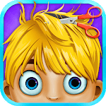 Hair Salon & Barber Kids Games icon