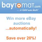 Auction bid sniper for eBay icon