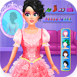 Fashion Girl Beauty Salon Spa Makeover APK icon