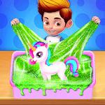 DIY Unicorn Slime Maker icon