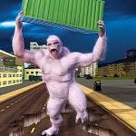 Wild Gorilla Attack City Revenge icon