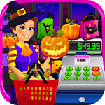 Halloween Supermarket Grocery for pc icon