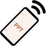 WiFi Presentation Remote icon