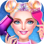 Pop Star Hair Stylist Salon icon
