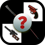Guess PUBG Weapons icon