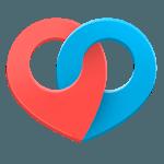 Знакомства рядом в ВК (ВКонтакте) icon