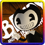 Bendy and adventure ink machine:Survival Mission icon