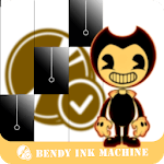 Piano Tap Bendy icon