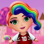 Cute Dolls - Dress Up for Girls for pc icon