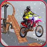 Crazy Racing Bike Stuntman icon
