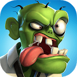 Clash of Zombies: Heroes Game icon