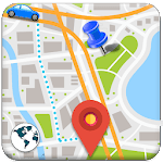 GPS Maps & Navigation - Voice Navigate & Direction icon