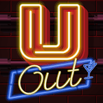 U Out – Where Friends Find Food & Fun icon