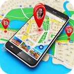 Cell Phone Tracker By Number icon