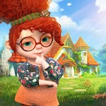 JingleKids: Paradise Island MATCH 3 PUZZLE QUEST for pc icon