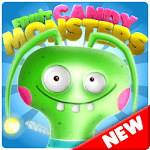 Candy Monsters - Pop The Fruit Candy Juice Crush for pc icon