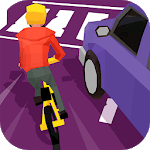 Crazy Bike Rider icon