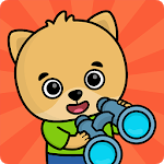 Learning games for toddlers age 3 APK icon