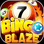 Bingo Blaze -  Free Bingo Games icon