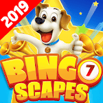 Bingoscapes - Lucky BINGO! Lucky YOU! icon