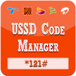 BD USSD Code Manager icon