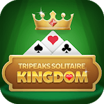 Tripeaks Solitaire: Kingdom APK icon