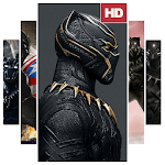 Black Panther Wallpapers 2018 icon