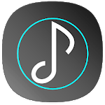 BlackPlayer Music Player for pc icon