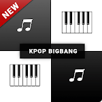 KPOP BIGBANG - Piano Tap Free for pc icon