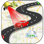GPS Speed Camera Tracker: GPS Maps Radar Detector icon