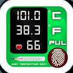 Body Temperature Checker Diary icon