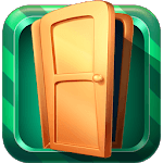 Open 100 Doors - Christmas Puzzle icon