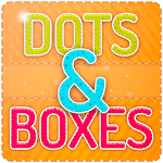 Dots & Boxes Online - Free Strategy Game (Squares) icon